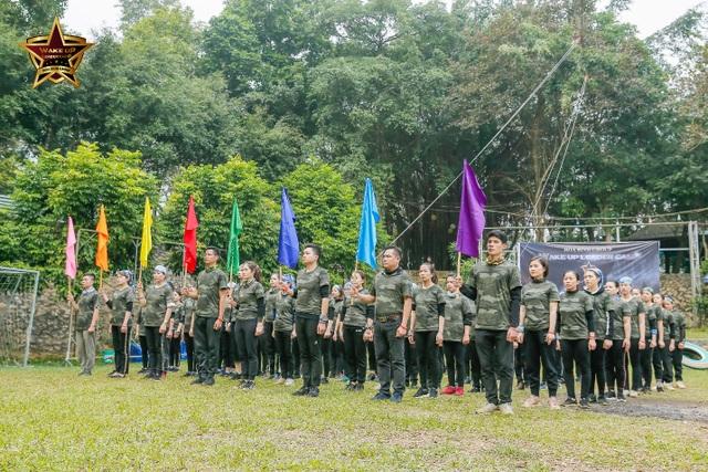 Học viên thăng hoa cảm xúc sau khóa huấn luyện đặc biệt Wake Up Leader Camp - 1