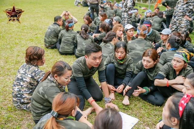 Học viên thăng hoa cảm xúc sau khóa huấn luyện đặc biệt Wake Up Leader Camp - 4