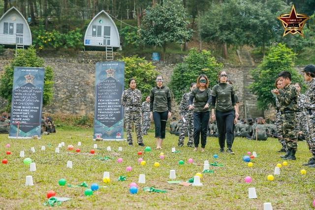 Học viên thăng hoa cảm xúc sau khóa huấn luyện đặc biệt Wake Up Leader Camp - 5