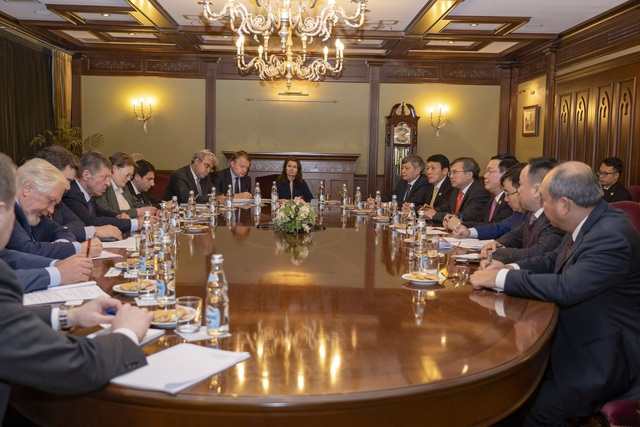 Việt Nam - Liên bang Nga hợp tác các dự án dầu khí, năng lượng mới - 2