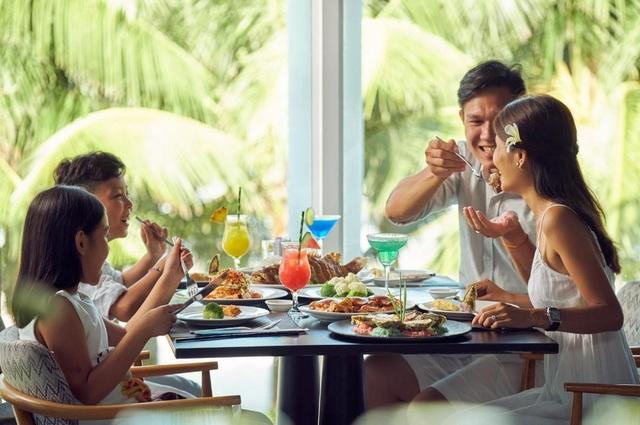 Kỳ nghỉ lý tưởng cho gia đình ở Khu nghỉ dưỡng đạt giải thưởng thế giới - 9