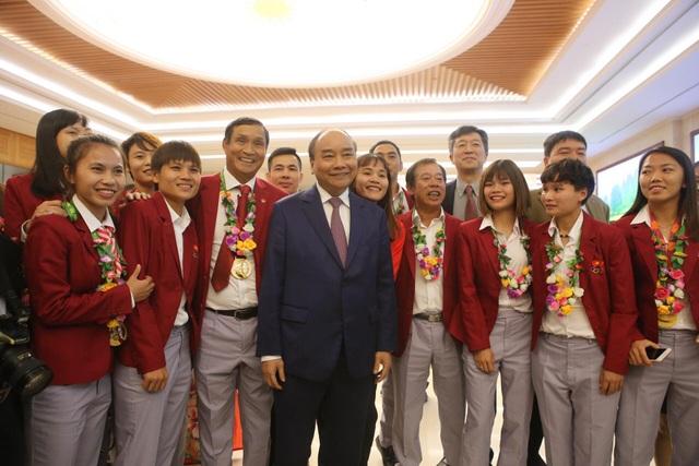 Thủ tướng: Sau các cầu thủ là cả dân tộc, là bản lĩnh, khát vọng Việt Nam - 5
