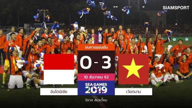 Báo Thái Lan chúc mừng U22 Việt Nam giành HCV SEA Games - 1