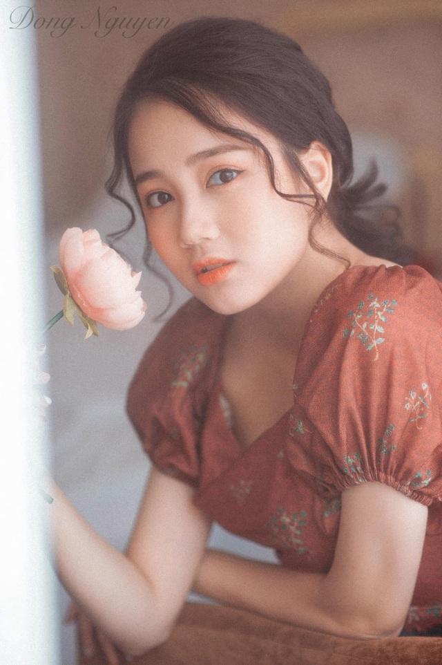 Hoa khôi Sinh viên 2018 trở thành biên tập viên truyền hình - 4