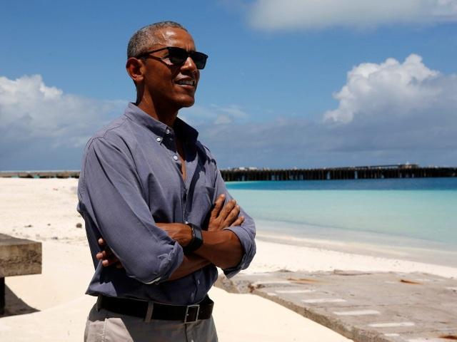 Rời Nhà Trắng, thu nhập khủng của cựu Tổng thống Obama đến từ đâu? - 9