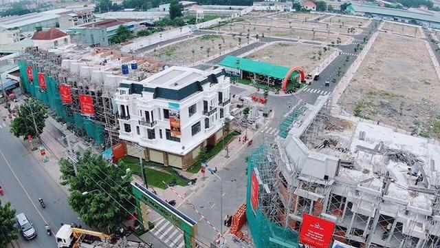 TPHCM: Người dân dễ dàng tìm thông tin dự án bất động sản qua ứng dụng - 1