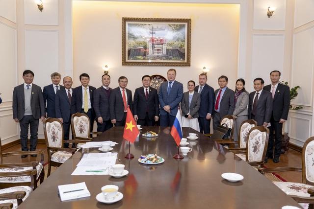 Việt Nam - Liên bang Nga hợp tác các dự án dầu khí, năng lượng mới - 3