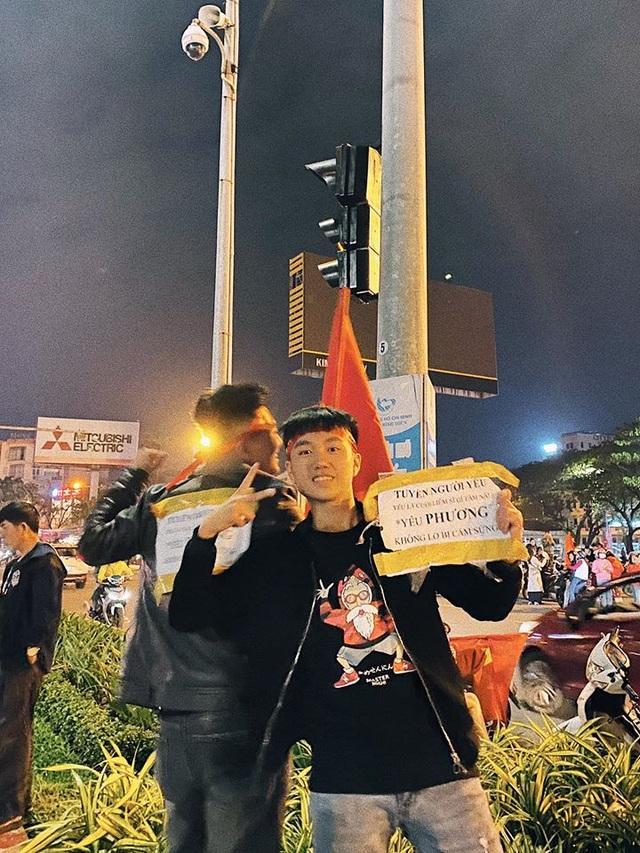 Những hình ảnh ăn mừng bá đạo sau chiến tích của U22 Việt Nam - 6