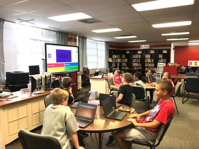 Ứng dụng màn hình tương tác thông minh: Công cụ đắc lực cho việc dạy học - 3