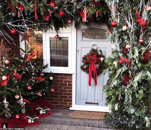 Sao trang hoàng nhà cửa lộng lẫy đón Giáng sinh - 13