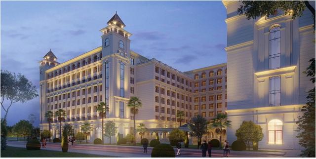 Ra mắt 921 căn hộ khách sạn nghỉ dưỡng Vinpearl Grand World Condotel - 2