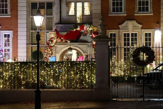 Sao trang hoàng nhà cửa lộng lẫy đón Giáng sinh - 2