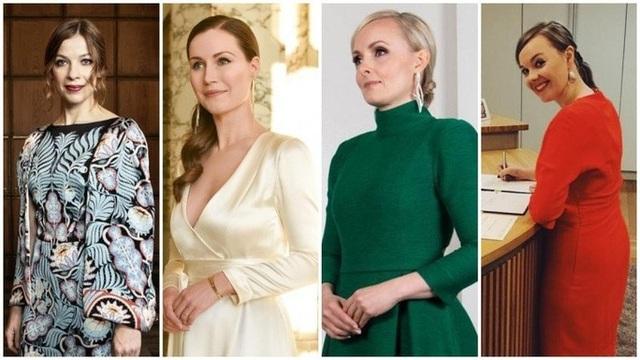 5 nữ tướng trẻ đẹp phất cờ lập chính phủ liên minh Phần Lan - 1