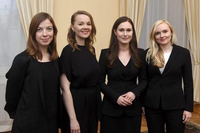 5 nữ tướng trẻ đẹp phất cờ lập chính phủ liên minh Phần Lan - 3