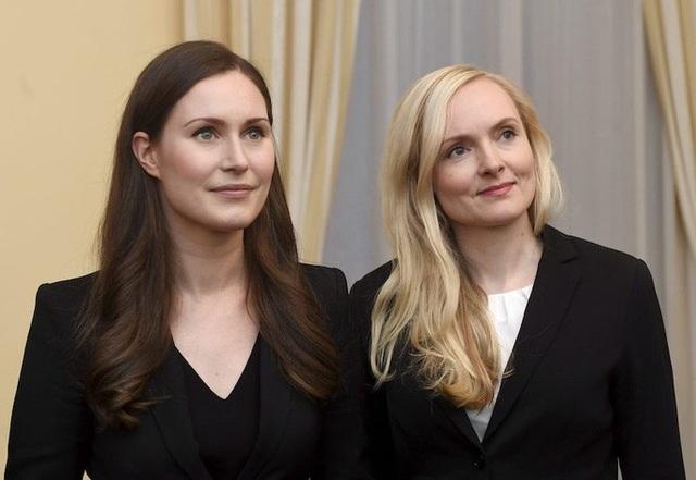 5 nữ tướng trẻ đẹp phất cờ lập chính phủ liên minh Phần Lan - 7
