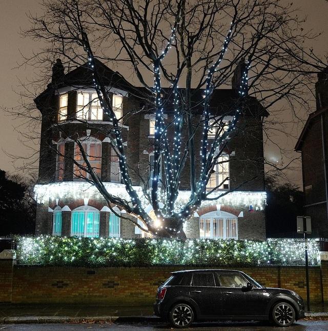 Sao trang hoàng nhà cửa lộng lẫy đón Giáng sinh - 8