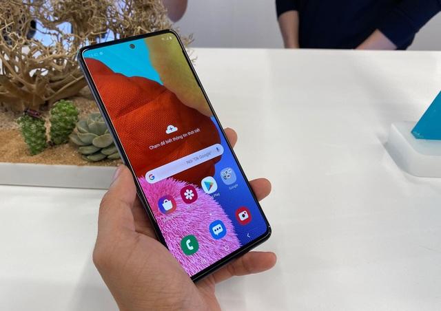 Samsung ra mắt Galaxy A51 đầu tiên trên thế giới chụp marco cận cảnh - 6