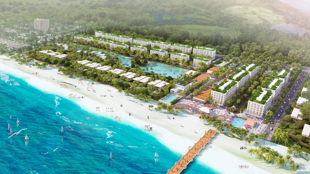 Đón sóng tăng trưởng, nhà đầu tư lựa chọn Second home tại The Hamptons Hồ Tràm - 1
