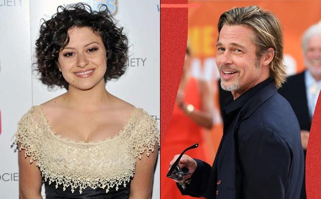 Brad Pitt phủ nhận yêu bạn gái trẻ gợi cảm, hạnh phúc với cuộc sống hiện tại - 1