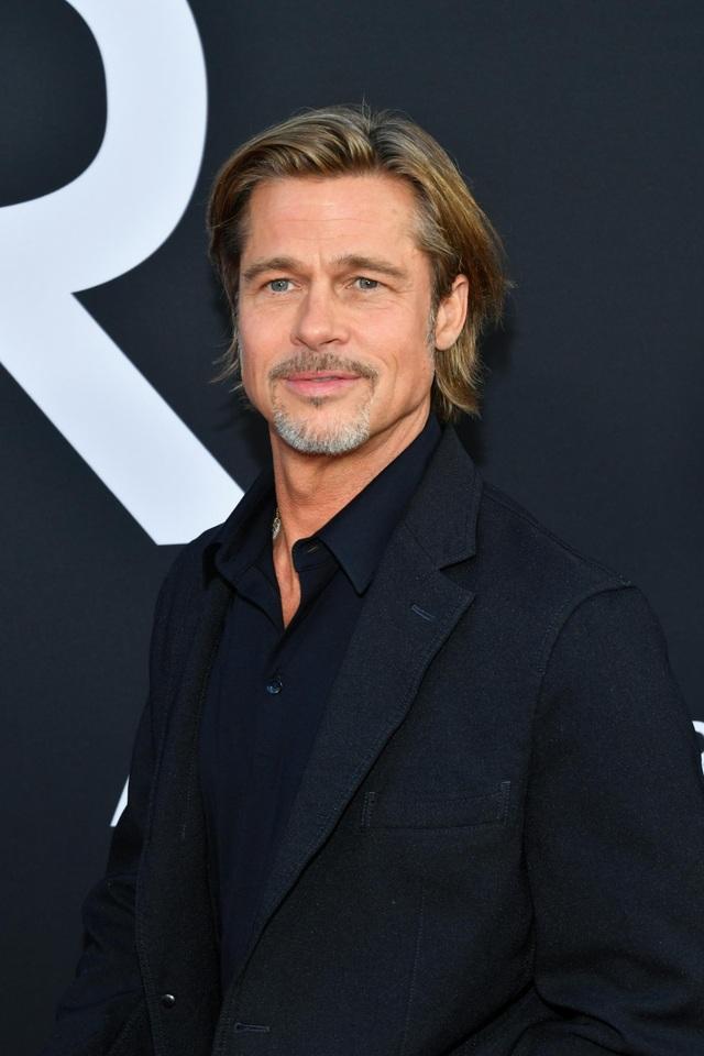 Brad Pitt phủ nhận yêu bạn gái trẻ gợi cảm, hạnh phúc với cuộc sống hiện tại - 2