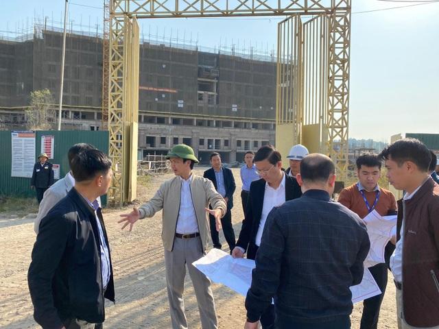 Chủ tịch FLC thị sát tiến độ xây dựng khu đô thị ven biển hiện đại bậc nhất Quảng Ninh - 3