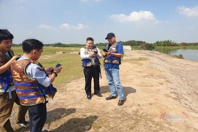 Cuối năm, nhiều người ùn ùn lao vào cơn sốt đất khó hiểu ở Nhơn Trạch - 1