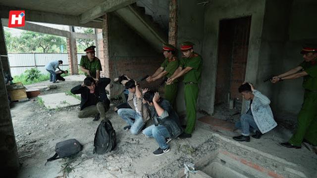Nanh Thép : Điểm nhấn mới cho phim hành động Việt - 1