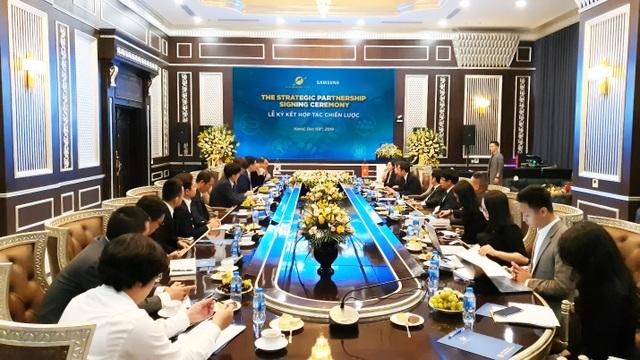 Sunshine Group bắt tay đại gia công nghệ Samsung, hiện thực hóa khát vọng nâng tầm BĐS Việt Nam - 1