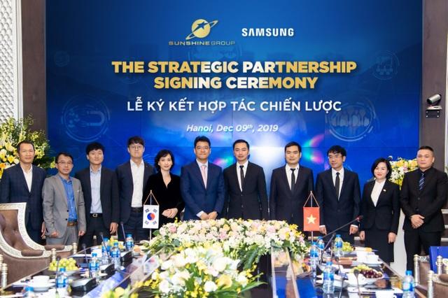 Sunshine Group bắt tay đại gia công nghệ Samsung, hiện thực hóa khát vọng nâng tầm BĐS Việt Nam - 4