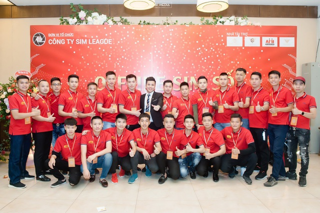 Công ty SimLeague tổ chức Offline Sim số toàn Quốc - 1
