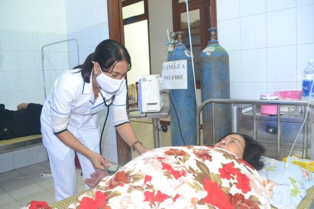 Xây mới trung tâm y tế trên đảo tiền tiêu, tiết kiệm 20 triệu đồng cho người dân mỗi lần chuyển viện cấp cứu - 1