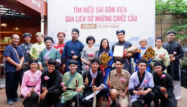 Hồ Nhựt Quang: Từ hướng dẫn viên du lịch đến diễn giả văn hóa - 3