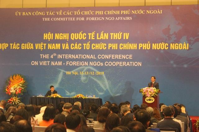 """""""Tổ chức phi chính phủ nước ngoài là những đại sứ giúp quảng bá hình ảnh Việt Nam"""" - 4"""