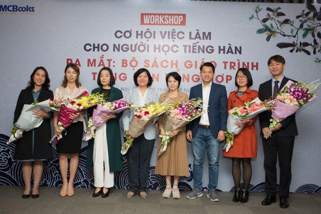 Ra mắt Bộ giáo trình tiếng Hàn tổng hợp phiên bản mới - 2