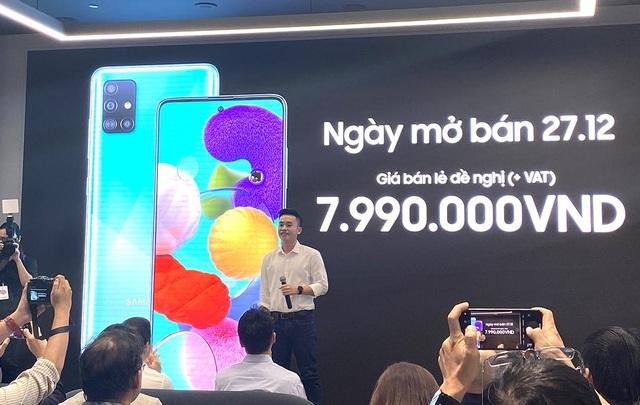 Samsung ra mắt Galaxy A51 đầu tiên trên thế giới chụp marco cận cảnh - 4