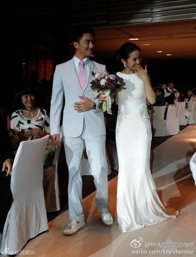 Rộ tin Lâm Y Thần muốn ly hôn vì phát hiện chồng ngoại tình - 3