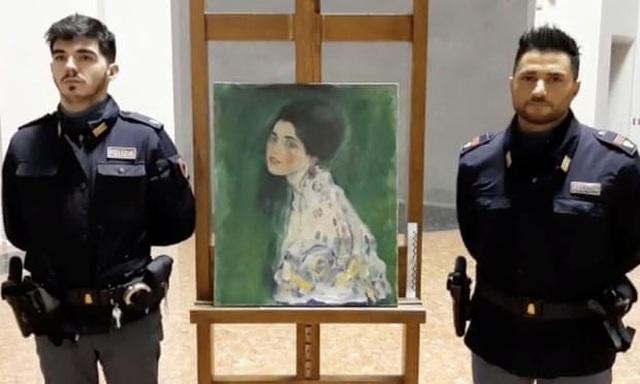 Tìm thấy tranh nghệ thuật 66 triệu USD sau hơn 20 năm bị đánh cắp - 1