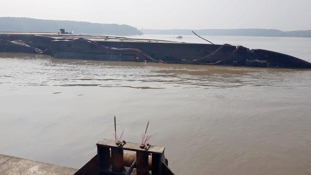 Vụ 3 thợ lặn mất tích trên sông Lòng Tàu: Tìm thấy 2 nạn nhân - 1