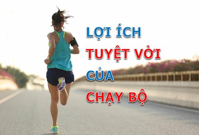 Chuyên gia chỉ ra những lợi ích sức khỏe không ngờ của chạy bộ - 1
