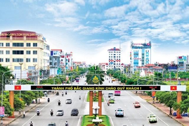 Thành phố Bắc Giang - mở rộng quy hoạch vùng lõi sang phía Đông Bắc - 1