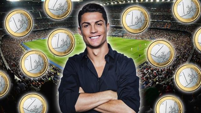 C.Ronaldo không có đối thủ về khả năng kiếm tiền - 4