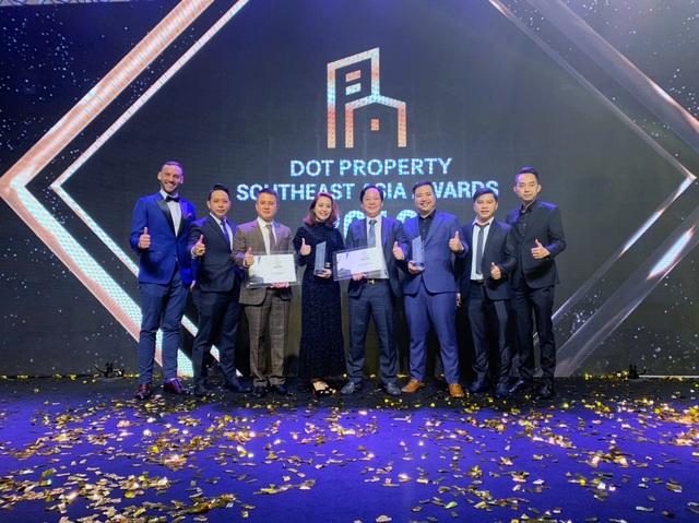 Stella Mega City khẳng định vị thế với cú đúp giải thưởng Dot Property Southeast Asia Awards 2019 - 1