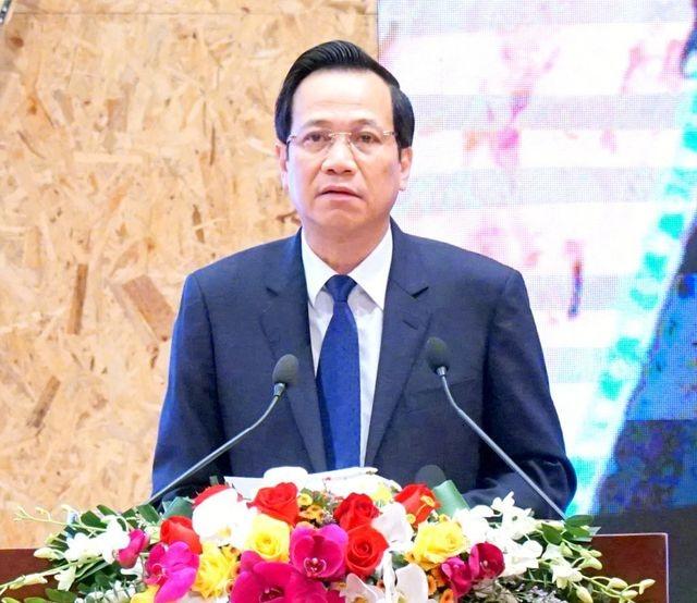 Bộ trưởng Đào Ngọc Dung gửi thư chúc mừng Ngày Nhà giáo Việt Nam 20/11 - 1