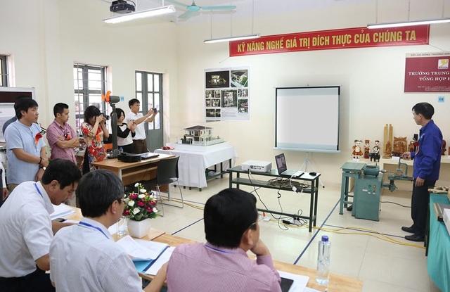 Hà Nội: Tăng cường gắn kết doanh nghiệp với cơ sở giáo dục nghề nghiệp - 4