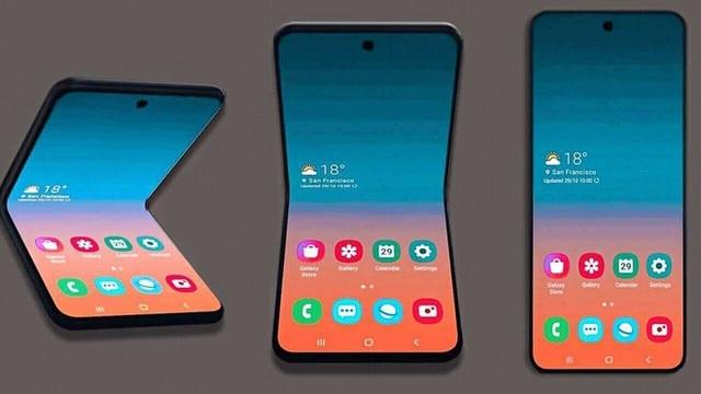 Samsung Galaxy Fold 2 sẽ có màn hình mỏng như một sợi tóc? - 1