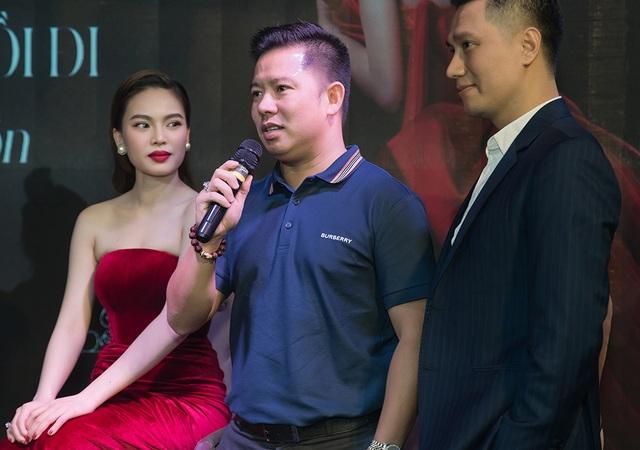 Chồng Giang Hồng Ngọc khiến Việt Anh stress khi nhờ vả giúp vợ - 8