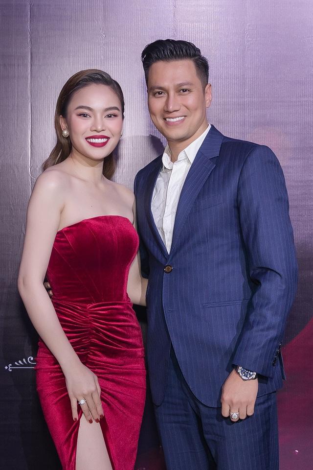 Chồng Giang Hồng Ngọc khiến Việt Anh stress khi nhờ vả giúp vợ - 5