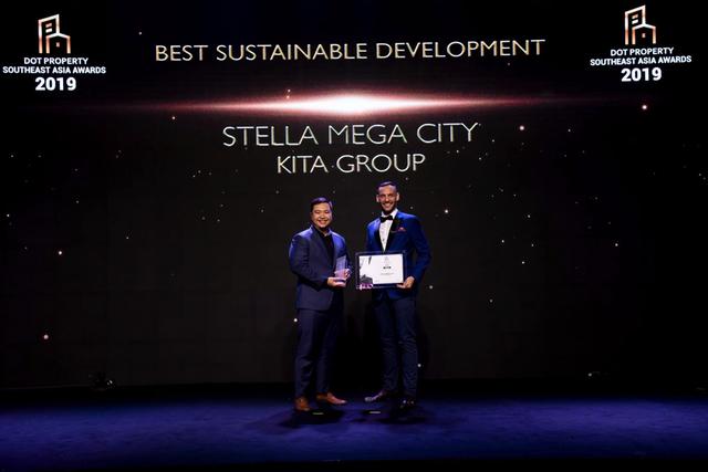 Stella Mega City khẳng định vị thế với cú đúp giải thưởng Dot Property Southeast Asia Awards 2019 - 3