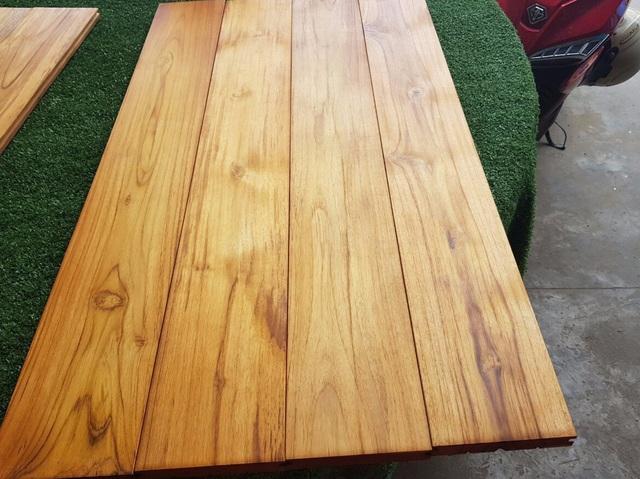 Kinh nghiệm chọn mua sàn gỗ Teak sử dụng ngoài trời - 4
