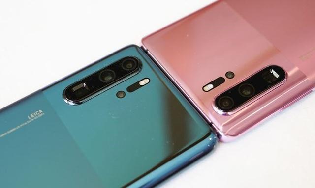 Huawei P40 lộ ảnh với màn hình cong, nút bấm vật lý - 2